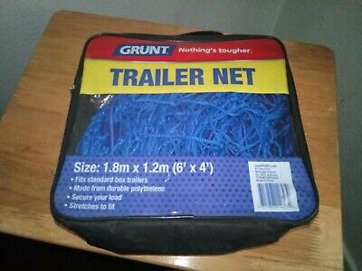 Grunt Trailer net cover