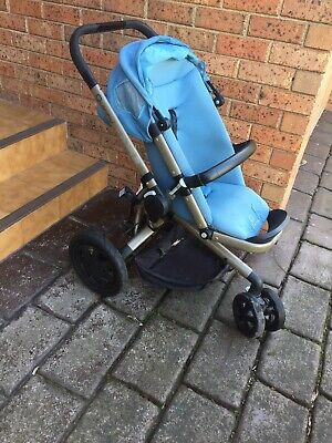 Quinny Buzz 3 Pram Stroller Well Used Condition