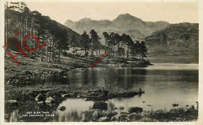 Picture Postcard- English Lake District, Blea Tarn And Langdale Pikes