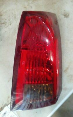 Passenger Tail Light Without Black Square In Lower Lens Fits 03 CTS 7538
