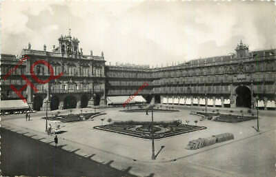 Picture Postcard- Salamanca, Plaza Mayor