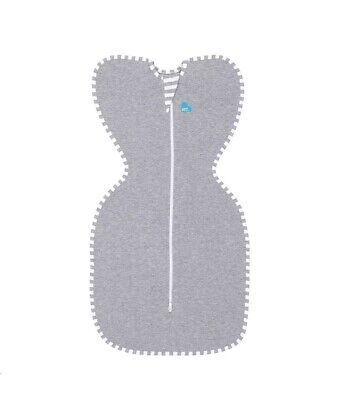 Love to Dream Swaddle up Original Gray Small