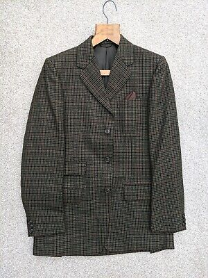 Dunn and Co Pure Botany Worsted Suit, see photos for measurements