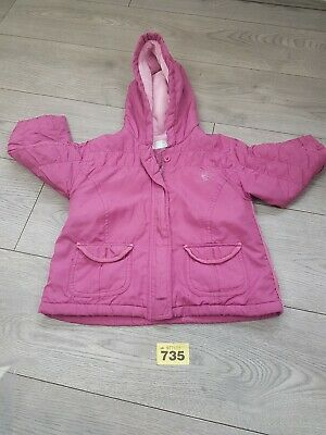 Girls coat age 18 -24 months 1 1/2 - 2 Years From Tu