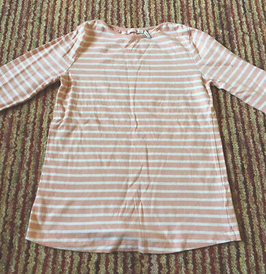 Girls Long Sleeved Top By Fat Face Age 10-11 Hardly Worn