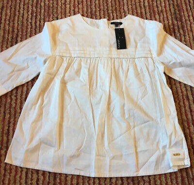 Girls Top By Marks And Spencer Age 14-15 Brand New With Tags