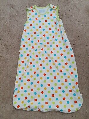 Spotty Grobag By Grobag Company - 6-18 Months - 1 Tog