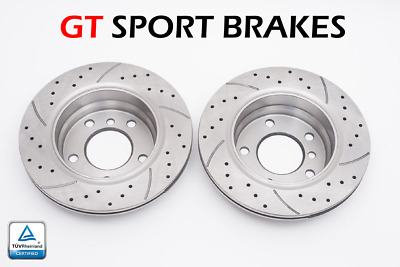 FOR 302MM DISCS PEUGEOT 207 1.6 GTi 175 BHP 2007-2011 FRONT BRAKE PADS SET NEW
