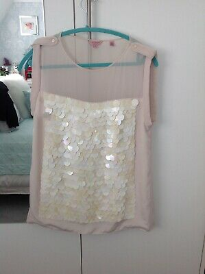 Ted Baker Top Size3