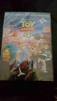 Toy story 4 dvd new free post bargain