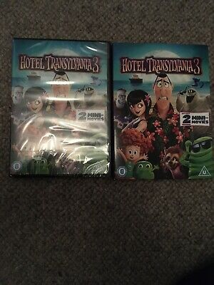 Hotel Transylvania 3 DVD - New and Sealed