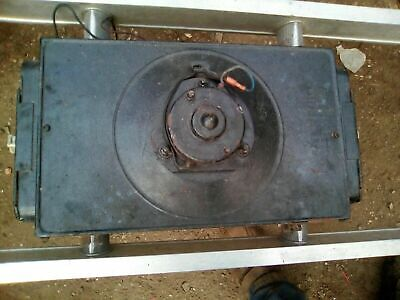 Land Rover Series 1 2 2a one original Smith's Flat Panel Cab Heater