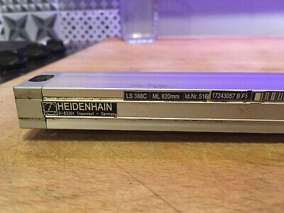 heidenhain scale 820mm