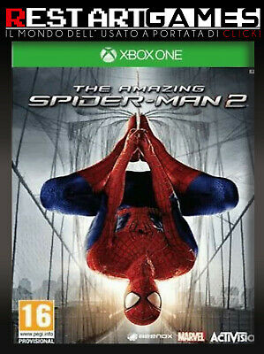 The Amazing Spider-Man 2 - Xbox One - Usato Garantito