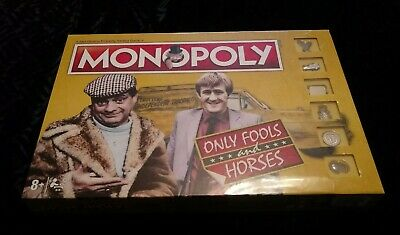Only Fools and Horses Monopoly Game - Brand New in Box - Sealed