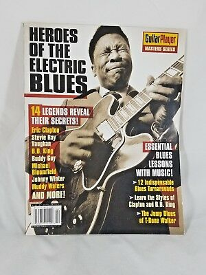 Guitar Player Magazine- Master Series: Heroes of the Electric Blues  (Fall 2004)