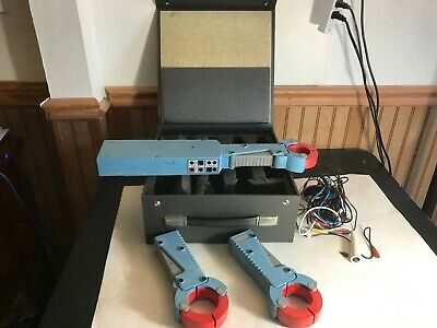 Esterline Angus Power Master III 60 to 600 VRMS AC Multimeter and transformer