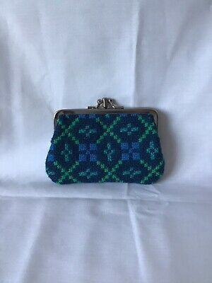 Ladies Welsh Tapestry Coin Purse