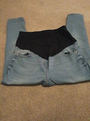 George maternity jeans size 12 excellent condition