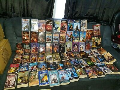 Dragonlance Book fantasy sci fi Lot Huge Collectible # 14