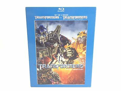Pelicula Bluray Transformers Pack Coleccion 5279532