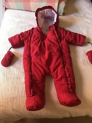 Jacadi Baby Snow Suit