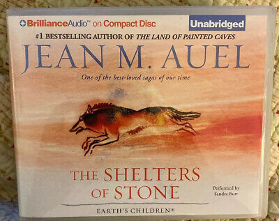 The Shelters of Stone Jean M. Auel CDs