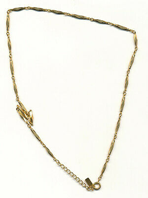 Nikken Magnetic Therapy Gold Necklace Pre-Owned