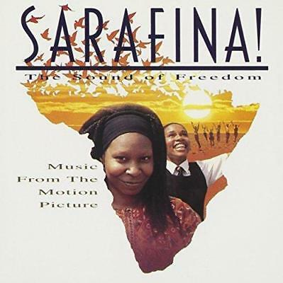 Sarafina! The Sound Of Freedom: Music From The Motion Picture   NEW