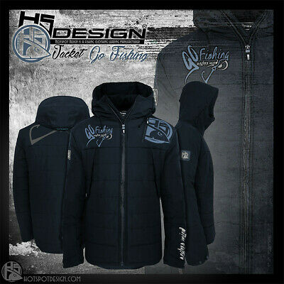 "Chaqueta Hotspot Design ""Ir Fishing"""