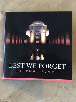 2018-C Lest We Forget Eternal Flame C Mintmark