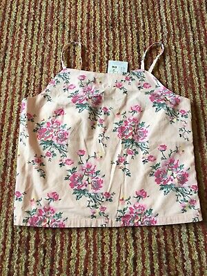 Girls Top By Marks And Spencer Age 13-14 Brand New With Tags