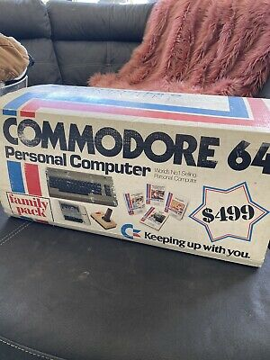 Commodore 64 Bundle. Very Rare Lot