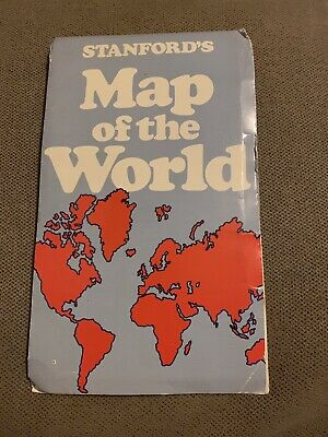 Stanford Map Of The World