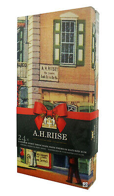 187,48€/l  A.H.Riise Experiences Adventskalender Tastingset 24x 0,02 l