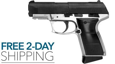 BB GUN AIR PISTOL Semi-Auto BLOW-BACK CO2 Powered .177 Cal Daisy NEW FREE 2-DAY