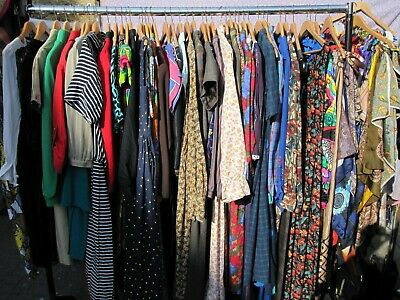 Second Hand Used Clothes 25 KG Wholesale Women UK Mix Premium A+ Grade! £3.30 kg