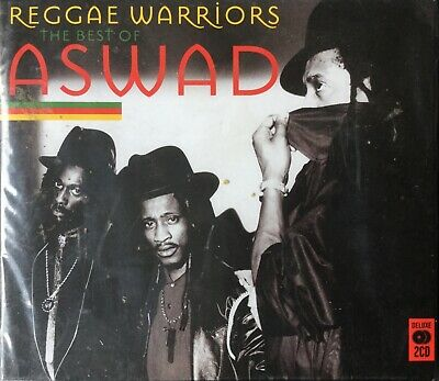 Aswad~Reggae Warriors :The Best Of / Greatest Hits /Essential~NEW & SEALED 2xCD