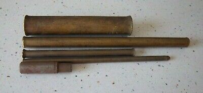 Mixed Dia Solid BRASS ROUND RODs Solid