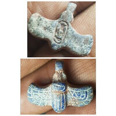Egyption old scarab amuelt very lovely amuelt