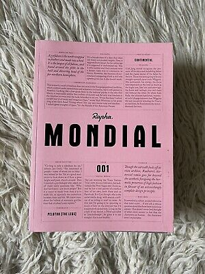 Rapha Mondial Magazines - 1-7 - Complete Collection