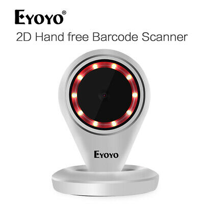 Eyoyo EY-6500 1D/2D/QR Platform Barcode Scanner Barcode Reader for Android Store