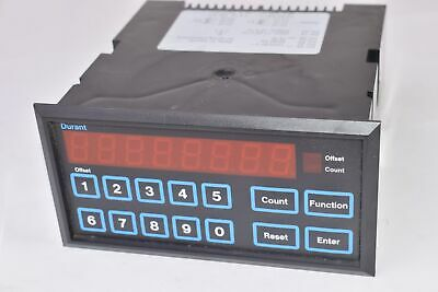 Eaton P/N: 58811-400, Model: 5881-1, COUNT TOTALIZER