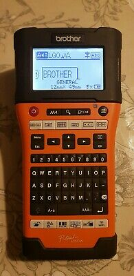 Brother p touch E550w Label Maker