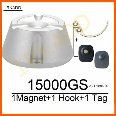 15000GS EAS Magnetic Universal Security Tag Remover Golf Label Detacher Clothing
