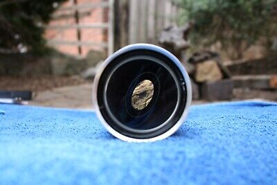 Bausch and Lomb anamorphic lens with Bell and Howell fitting