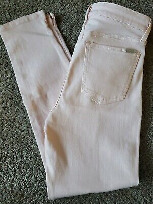 NWOT Joes Jeans Flawless:The Charlie New rose High Rise skinny Ankle Size 29