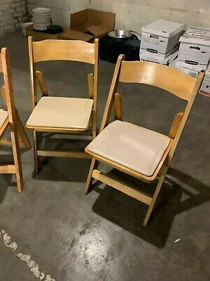 Chairs Banquet Folding