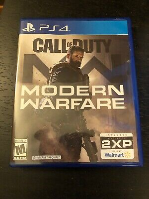 Call of Duty Modern Warfare PS4 Playstation 4