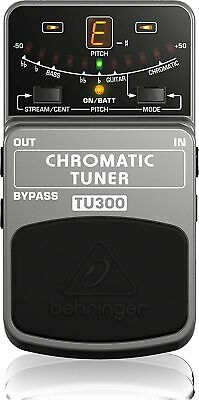 Behringer TU300 Chromatic Guitar Bass Tuner